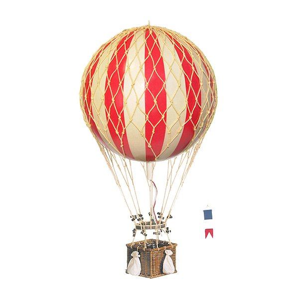 ballon royal aero rot 32cm von authentic models. Black Bedroom Furniture Sets. Home Design Ideas
