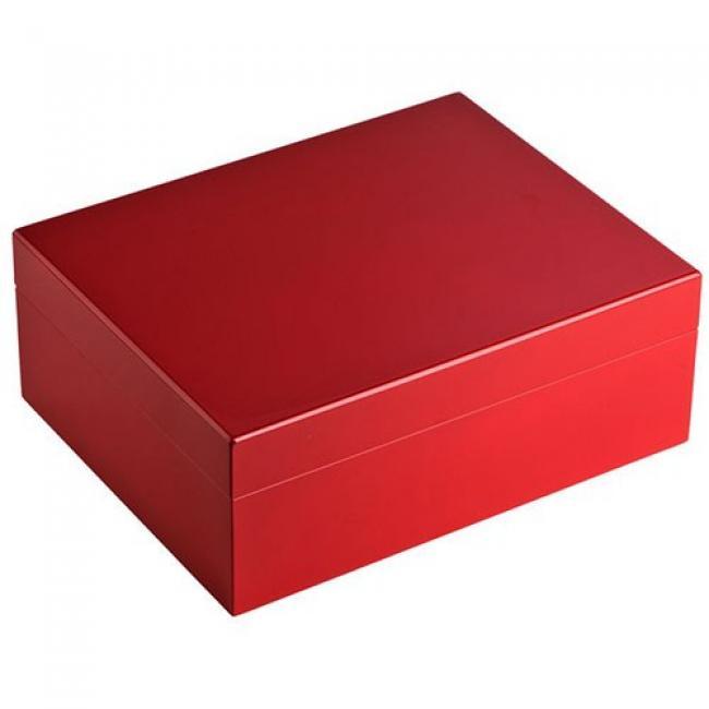 schmuckbox lausanne rot mittel von gift company. Black Bedroom Furniture Sets. Home Design Ideas