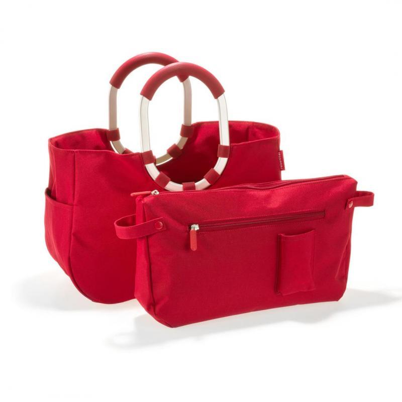 einkaufstasche loopshopper red m von reisenthel. Black Bedroom Furniture Sets. Home Design Ideas