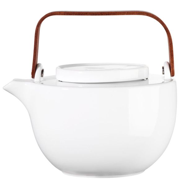 Weiße Teekanne teekanne chava groß bei erkmann