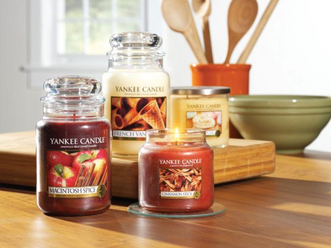 duftkerze cinnamon stick 623g von yankee candle. Black Bedroom Furniture Sets. Home Design Ideas