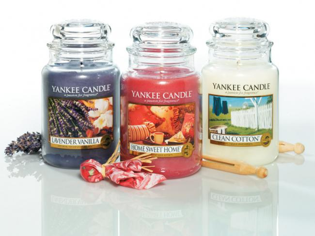 duftkerze clean cotton 623g von yankee candle. Black Bedroom Furniture Sets. Home Design Ideas