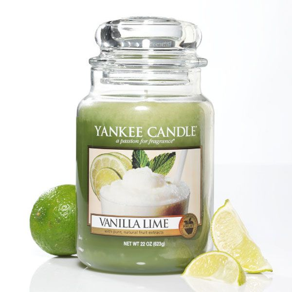 duftkerze vanilla lime 623g von yankee candle. Black Bedroom Furniture Sets. Home Design Ideas