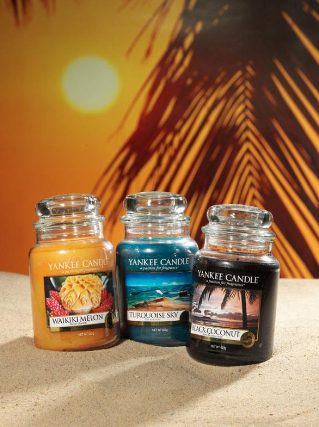 duftkerze black coconut 104g von yankee candle. Black Bedroom Furniture Sets. Home Design Ideas