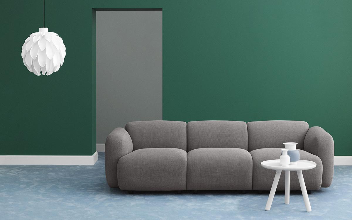 couchtisch tablo rund schwarz gro. Black Bedroom Furniture Sets. Home Design Ideas