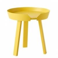 Tische m bel muuto bei erkmann for Couchtisch yellow