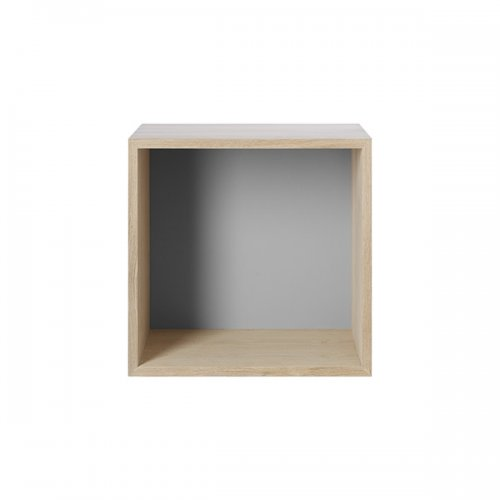 muuto regal mini stacked grau mittel eur 119 00. Black Bedroom Furniture Sets. Home Design Ideas