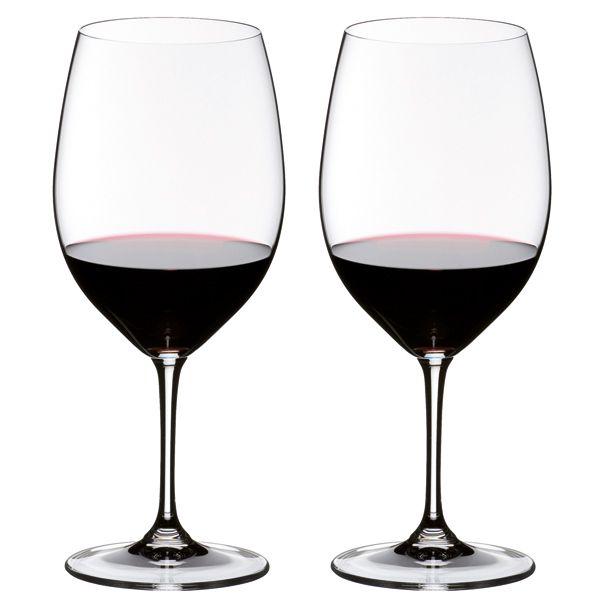 rotweingl ser vinum cabernet sauvignon merlot von riedel. Black Bedroom Furniture Sets. Home Design Ideas