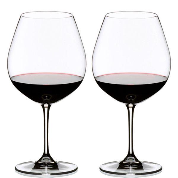rotweingl ser vinum pinot noir burgundy red von riedel. Black Bedroom Furniture Sets. Home Design Ideas