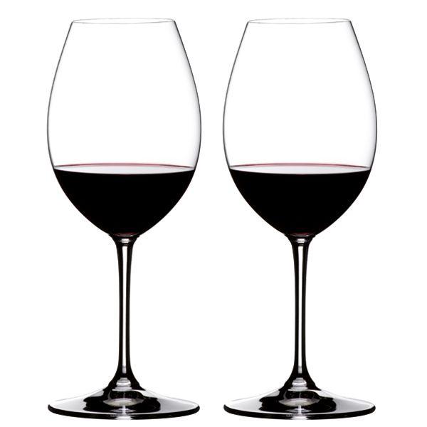 rotweingl ser vinum xl syrah shiraz von riedel bei erkmann. Black Bedroom Furniture Sets. Home Design Ideas