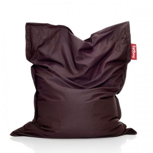 fatboy sitzsack original outdoor aubergine. Black Bedroom Furniture Sets. Home Design Ideas