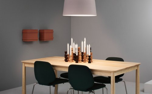 kerzenleuchter lumberjack t rkis gro bei erkmann. Black Bedroom Furniture Sets. Home Design Ideas