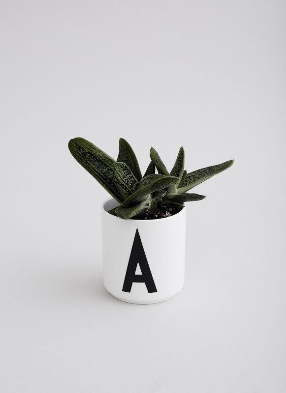 design letters tasse p. Black Bedroom Furniture Sets. Home Design Ideas