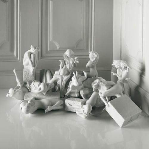 royal copenhagen sternzeichen wassermann frau. Black Bedroom Furniture Sets. Home Design Ideas