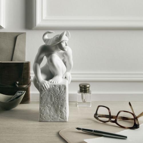 sternzeichen skorpion mann von royal copenhagen. Black Bedroom Furniture Sets. Home Design Ideas