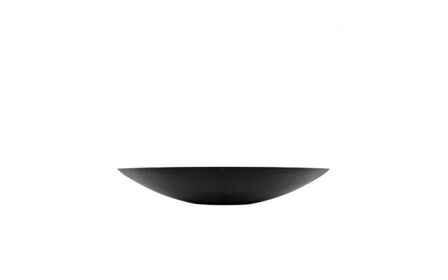 normann copenhagen schale krenit flach red 16cm. Black Bedroom Furniture Sets. Home Design Ideas