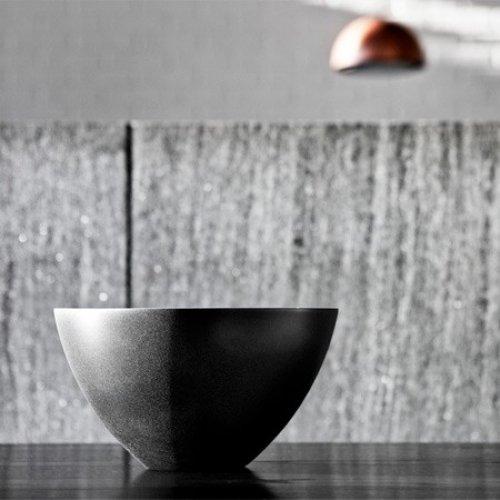 schale krenit yellow 25cm von normann copenhagen. Black Bedroom Furniture Sets. Home Design Ideas