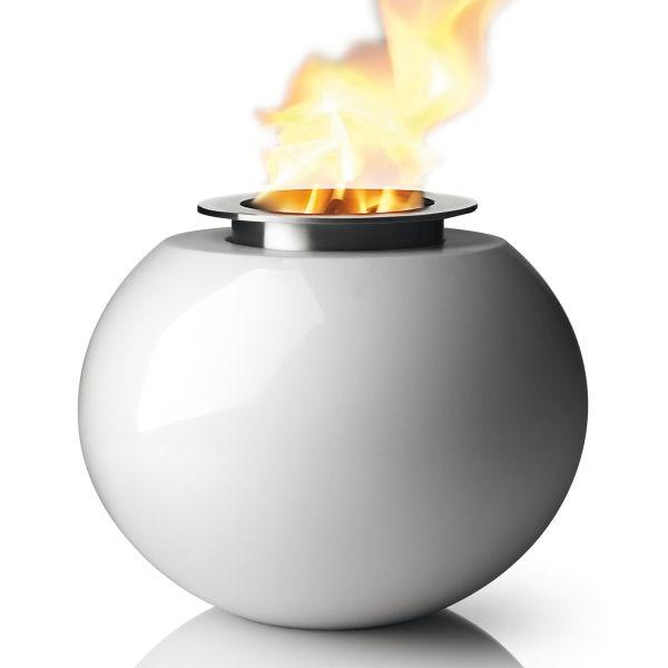 llampe lighthouse ball wei von menu design bei erkmann. Black Bedroom Furniture Sets. Home Design Ideas
