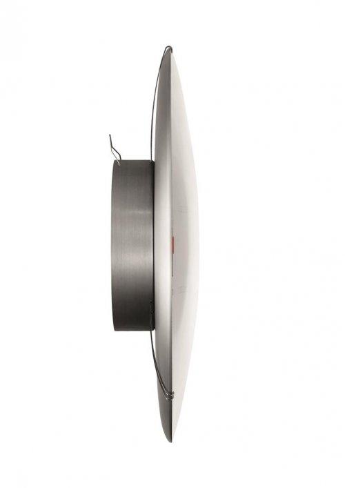 wanduhr arne jacobsen roman clock gro bei erkmann. Black Bedroom Furniture Sets. Home Design Ideas