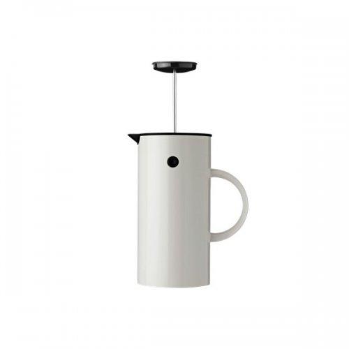 stelton kaffeezubereiter em press wei. Black Bedroom Furniture Sets. Home Design Ideas