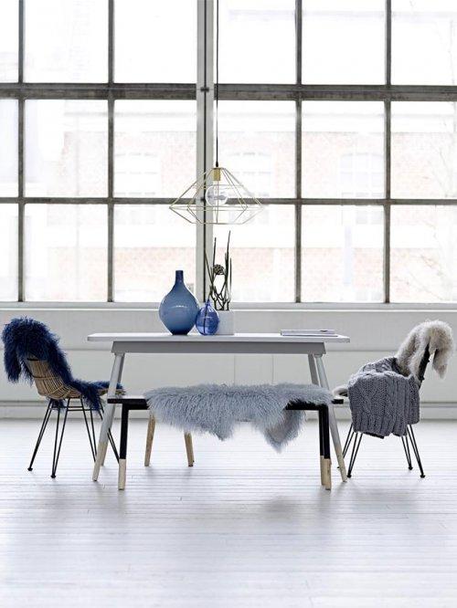 bloomingville pendelleuchte pernille kupfer gro. Black Bedroom Furniture Sets. Home Design Ideas