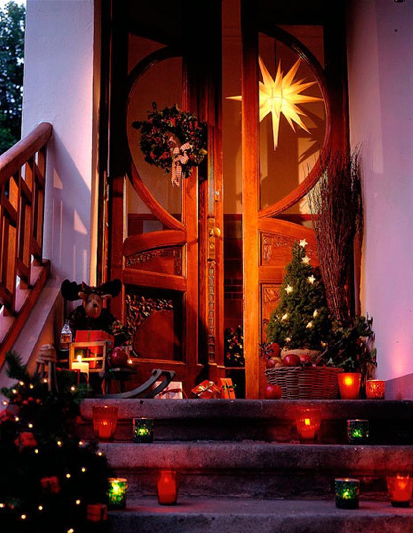 Stern i4 papier wei rot 40cm von herrnhuter - Weihnachtsdeko herrnhuter sterne ...