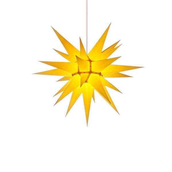 stern i6 papier gelb 60cm von herrnhuter bei erkmann. Black Bedroom Furniture Sets. Home Design Ideas