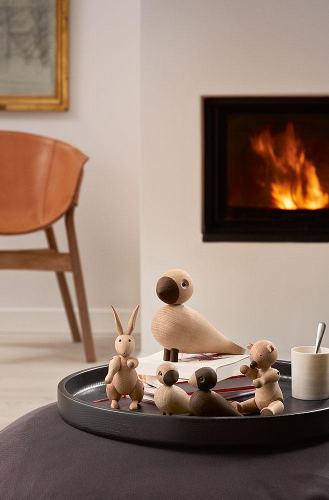 singvogel alfred von kay bojesen bei erkmann. Black Bedroom Furniture Sets. Home Design Ideas