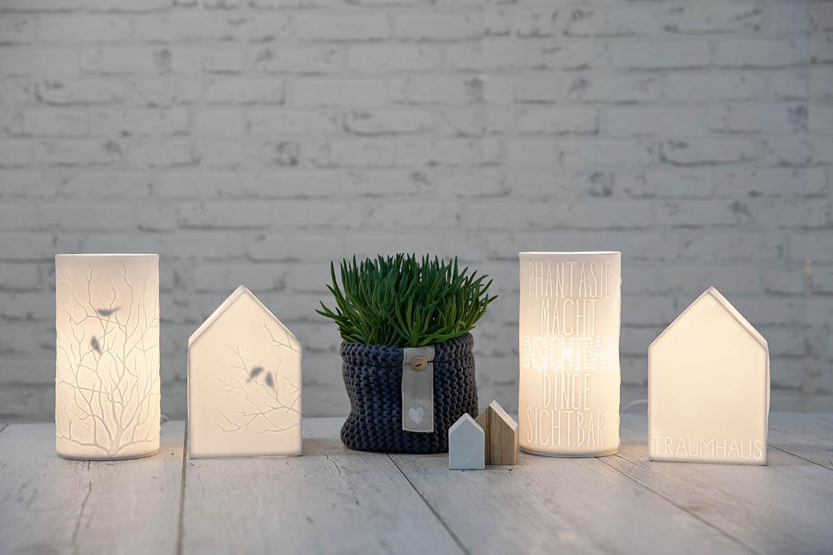 zylinderlampe zweige von r der design bei erkmann. Black Bedroom Furniture Sets. Home Design Ideas