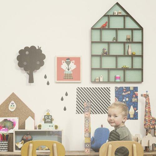ferm living lampe my deer rosa. Black Bedroom Furniture Sets. Home Design Ideas