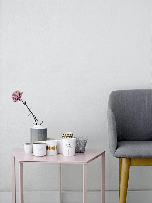 bloomingville teelichthalter v gel 2 teilig. Black Bedroom Furniture Sets. Home Design Ideas
