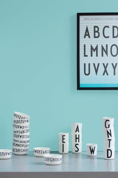 melamin becher b von design letters bei erkmann. Black Bedroom Furniture Sets. Home Design Ideas
