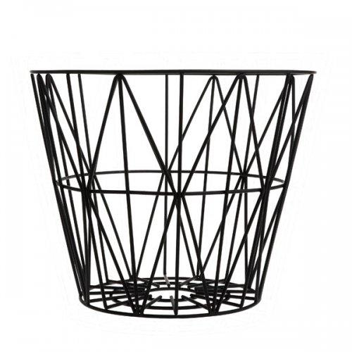 beistelltisch metall schwarz rund energiemakeovernop. Black Bedroom Furniture Sets. Home Design Ideas