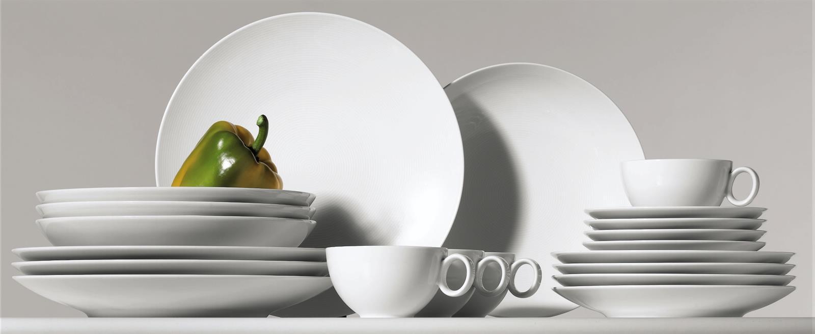 Thomas Geschirr Loft : rosenthal thomas geschirr set tee loft wei 20 teilig eur 149 00 ~ Whattoseeinmadrid.com Haus und Dekorationen