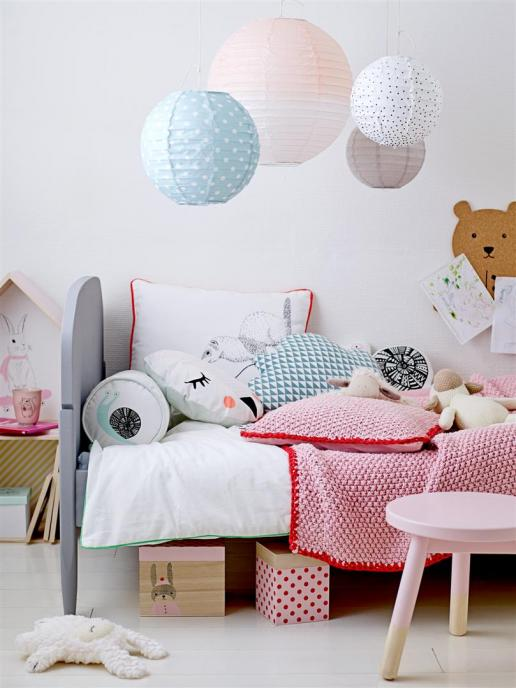 boomingville mini aufbewahrungsboxen f r kinder 2 teilig von bloomingville. Black Bedroom Furniture Sets. Home Design Ideas