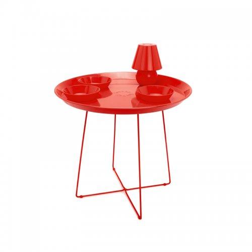 tisch gestell snackrack red von fatboy bei erkmann. Black Bedroom Furniture Sets. Home Design Ideas