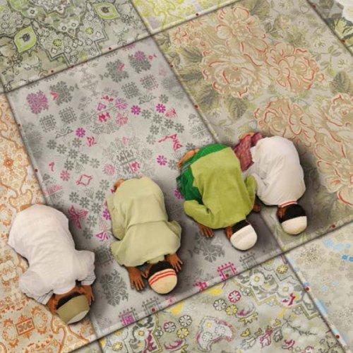 Teppich Non Flying Carpet Sumac von Fatboy bei erkmann