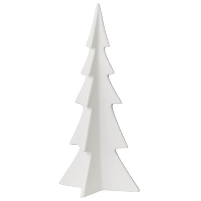 Weihnachtsbaum wei klein von bloomingville - Schneiender weihnachtsbaum klein ...