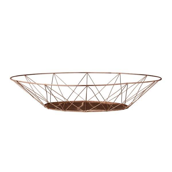 bloomingville korb gold 43cm eur 31 00 ihr online shop f r wohnen design. Black Bedroom Furniture Sets. Home Design Ideas