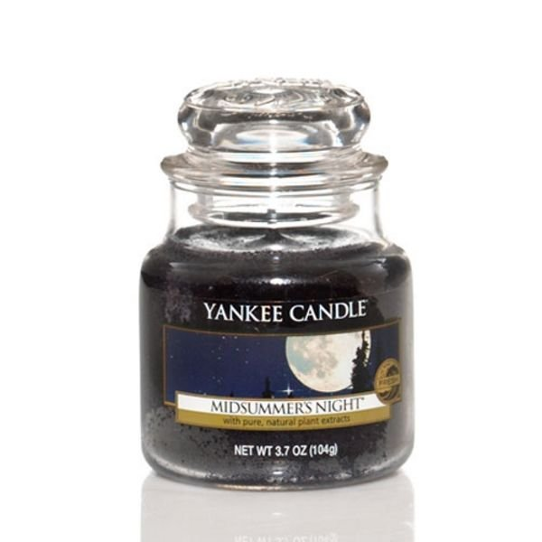 duftkerze housewarmer midsummer s night 104g von yankee candle. Black Bedroom Furniture Sets. Home Design Ideas