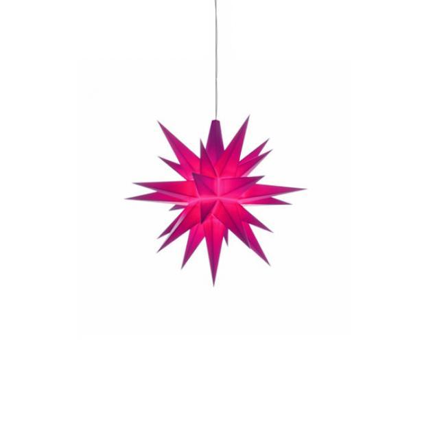 stern a1e kunststoff limited edition 2015 violett 13cm von herrnhuter. Black Bedroom Furniture Sets. Home Design Ideas