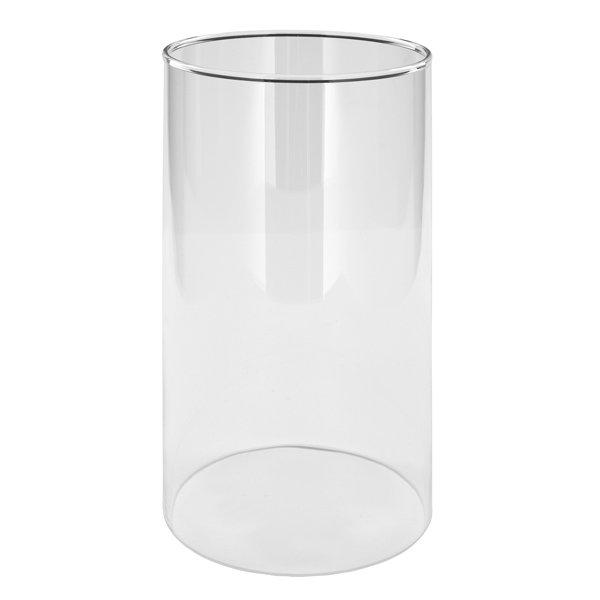 glas ersatzglas glaszylinder 4 5 cm passend f r viele. Black Bedroom Furniture Sets. Home Design Ideas