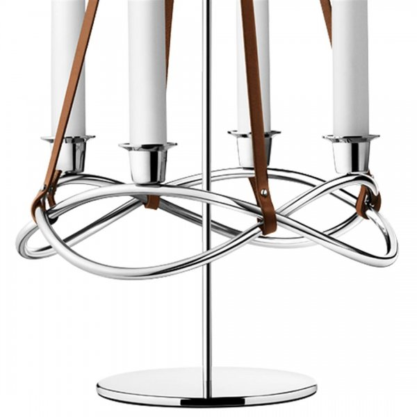 georg jensen adventkranz mit kerzenhalter season 2 teilig. Black Bedroom Furniture Sets. Home Design Ideas