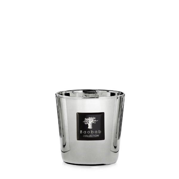 duftkerze les exclusives platinum max one 200g von baobab. Black Bedroom Furniture Sets. Home Design Ideas