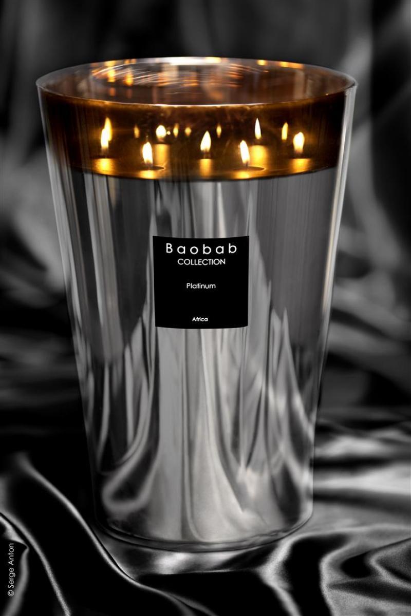 duftkerze pearls sapphire max 10 500g von baobab. Black Bedroom Furniture Sets. Home Design Ideas