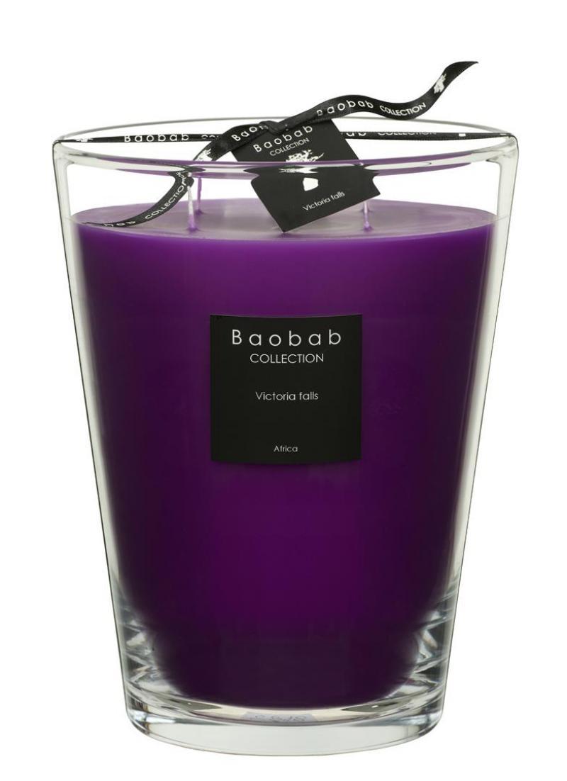 baobab duftkerze all seasons victoria falls max 24 3kg. Black Bedroom Furniture Sets. Home Design Ideas