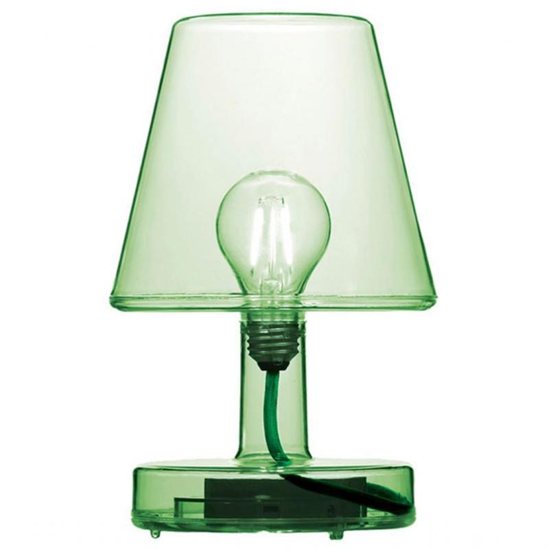 fatboy lampe transloetje gr n. Black Bedroom Furniture Sets. Home Design Ideas