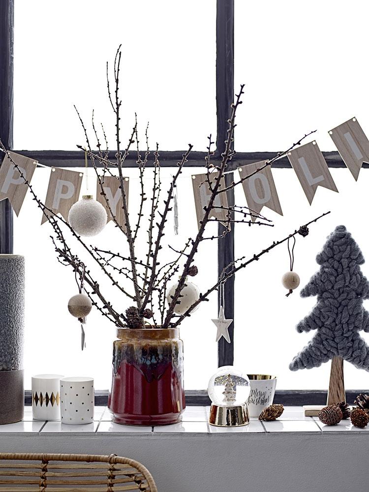 bloomingville teelichthalter hirsch und tannenbaum 2 teilig eur 13 90. Black Bedroom Furniture Sets. Home Design Ideas