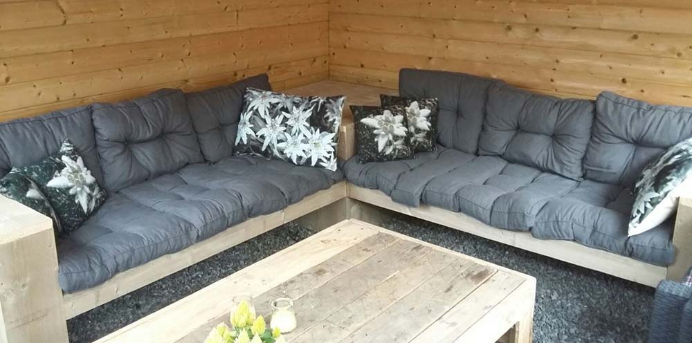 kissen edelwei halbe gr e von mars more. Black Bedroom Furniture Sets. Home Design Ideas