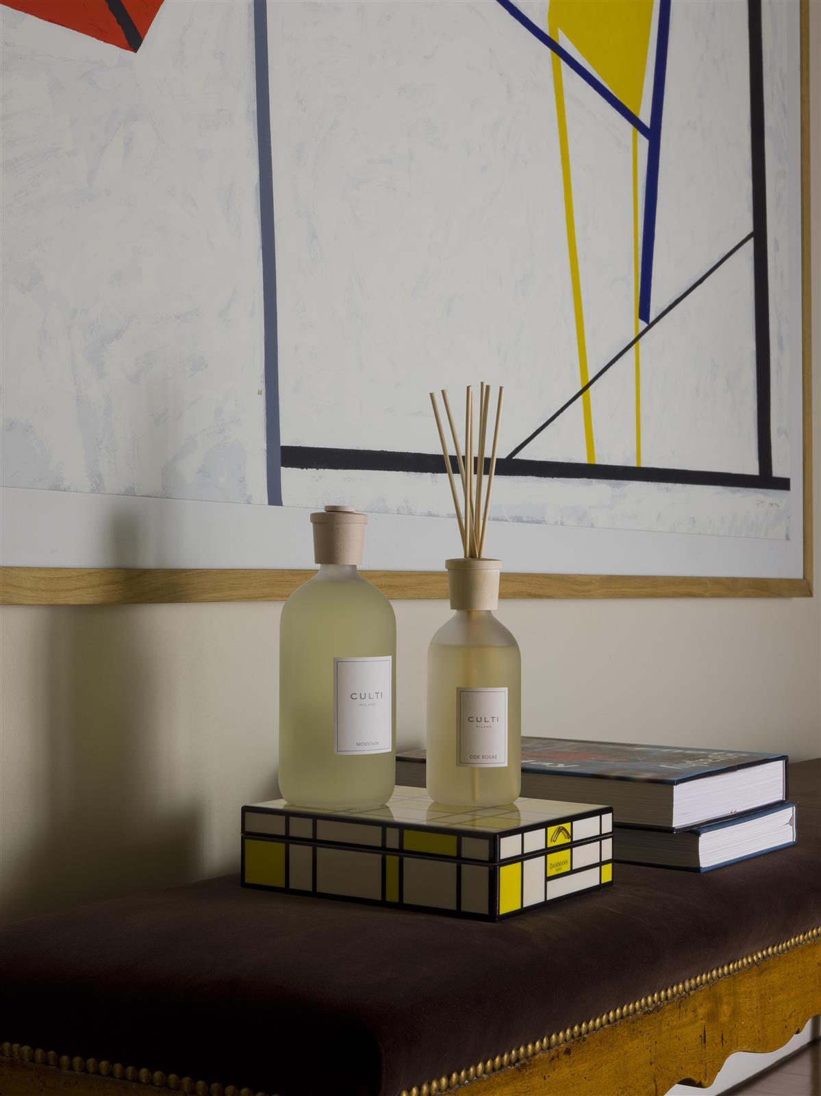 raumduft stile classic diffuser oderosae von culti. Black Bedroom Furniture Sets. Home Design Ideas